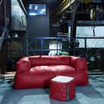 Bean bag Sofa MooG Nordic Fire Resistance