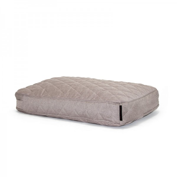 Bean bag Doggy L Nordic Quilted Material